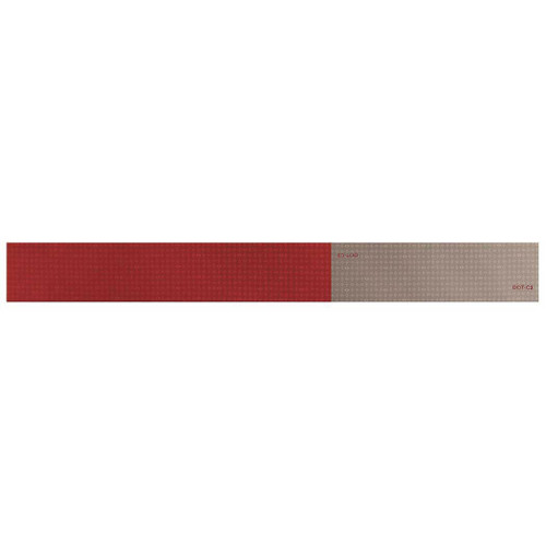 """Reflexite V82 DOT-C2 Conspicuity Tape 11""""Red/7""""White"""