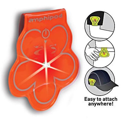 Amphipod Magnetic Clip-On Flower Vizlet LED