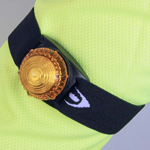 Adventure Lights Guardian LED Running Light YELLOW