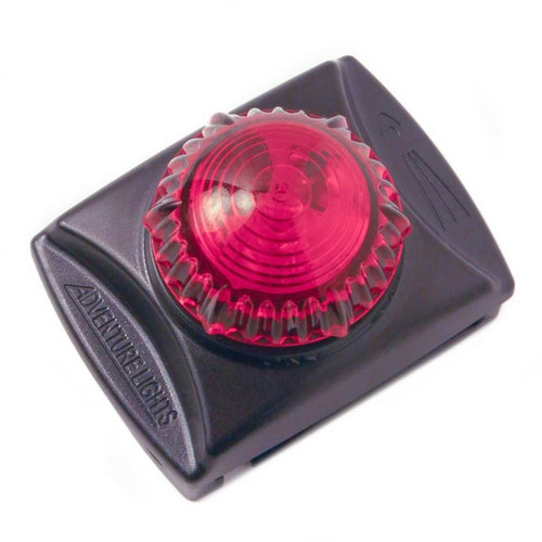 Adventure Lights Guardian Hunting Series Dog Light Red