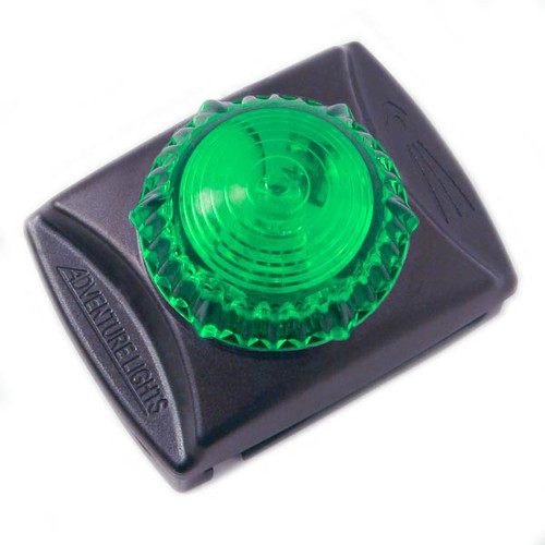 Adventure Lights Guardian Hunting Series Dog Light GREEN