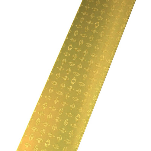 Yellow Reflexite V82 Reflective Conspicuity Tape 1x12 Strip