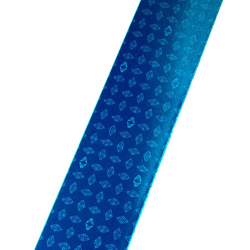 Blue Reflexite V82 Reflective Conspicuity Tape 1x12 Strip