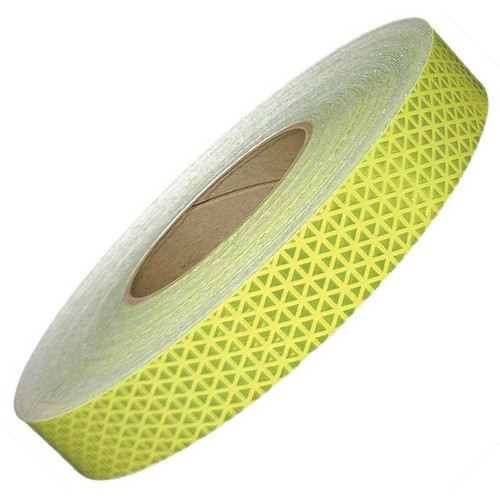 FL Lime Reflexite V92 Reflective V97 Conspicuity Tape 1x150 Roll