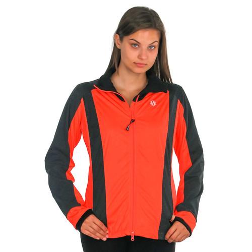 illumiNITE Reflective Women's Portland Cycle Jacket Coral