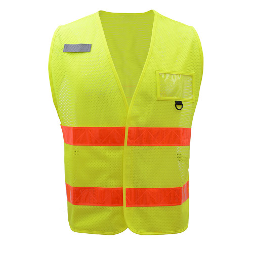 3111-3116 Multi-Usage Utility Vest w/ Six Colors