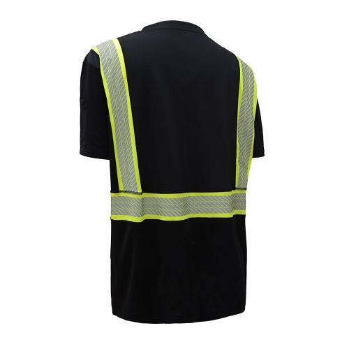 5701/5703 Class 2 New Onyx Snag Proof Short Sleeve Shirt w/ Segment Tape