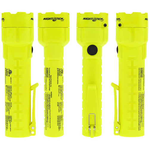 Intrinsically Safe Permissible Flashlight XPP-5420G