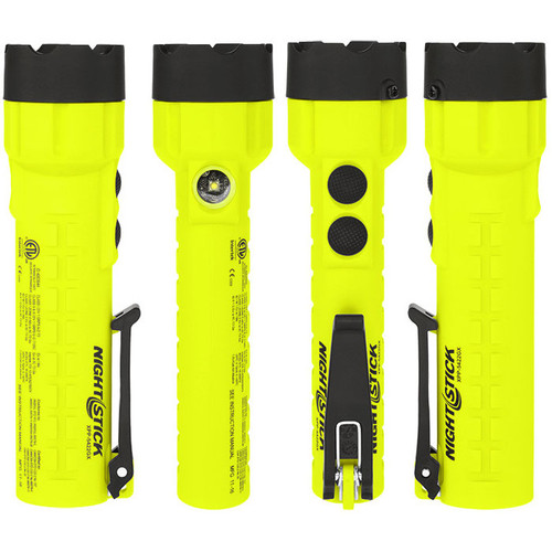 X-Series Intrinsically Safe Dual-Light™ Flashlight XPP-5422GX
