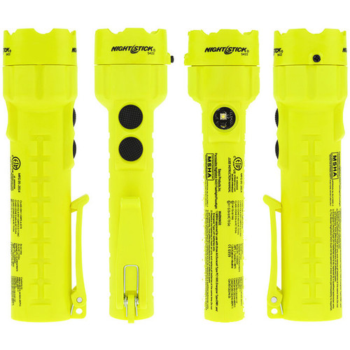 Intrinsically Safe Permissible Dual-Light™ Flashlight XPP-5422G