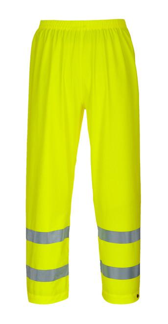 Portwest Sealtex Ultra Reflective Pants: Front View