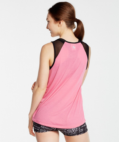 JRS SKINNY MUSCLE UP SHOCK PINK