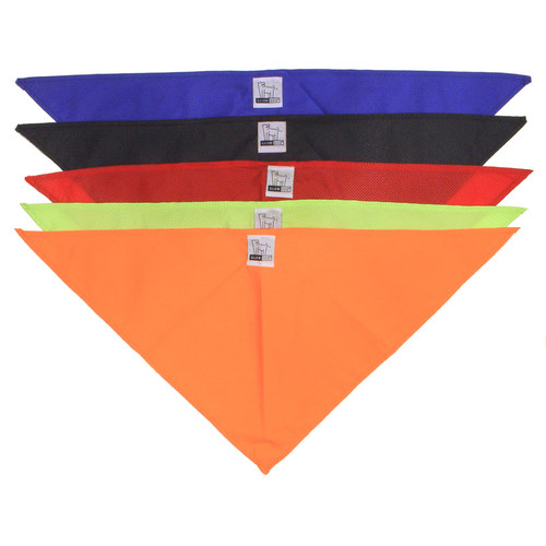 Glow Dog Reflective Fido Bandana Colors
