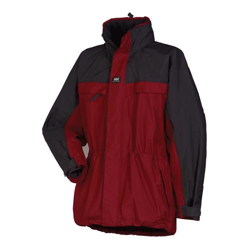 Helly Hansen Hamm Jacket in Red/Black