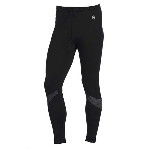 Women's Black Reflective illumiNITE Sunset Tight