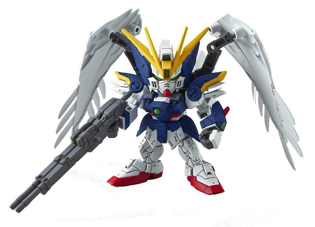 Bandai SD Gundam Ex-Standard 027546 WING Gundam ZERO EW Non Scale Kit