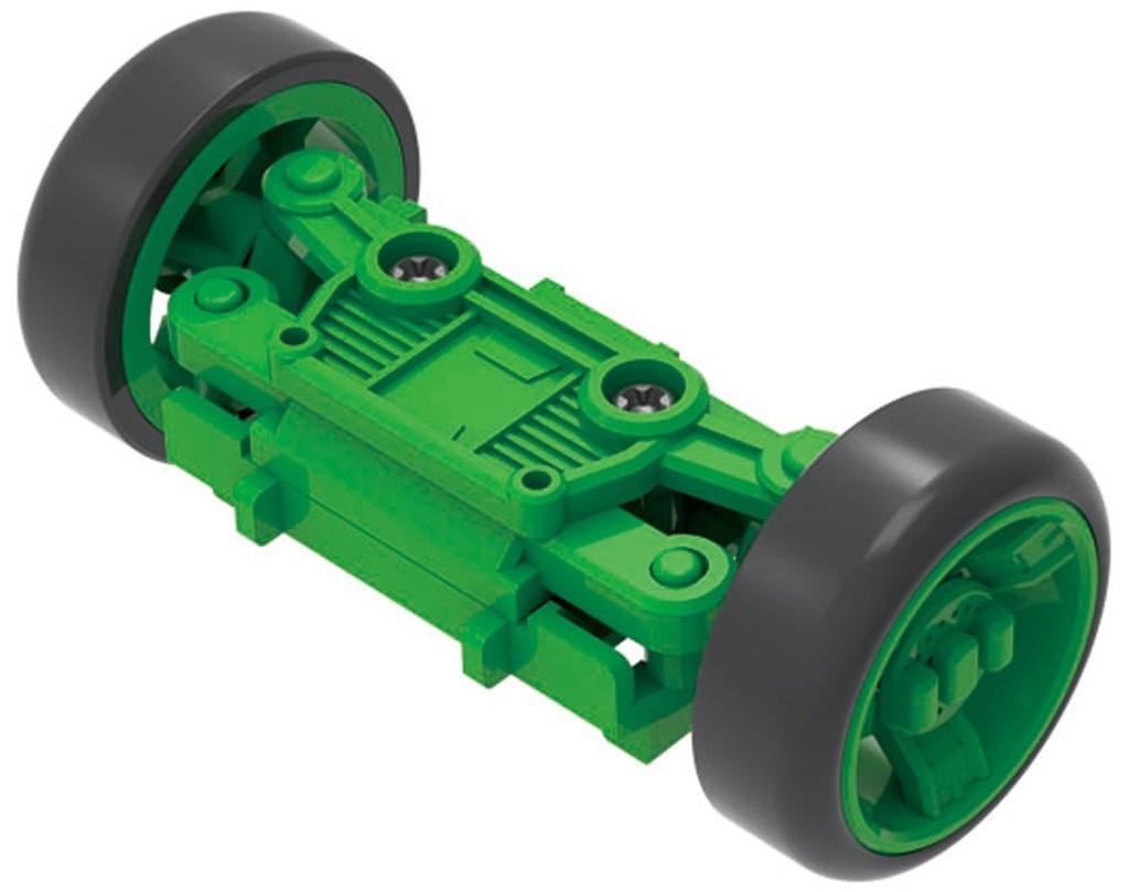 Bandai GEKI DRIVE CP-015 Front Unit 02 Steering Set 4549660080985