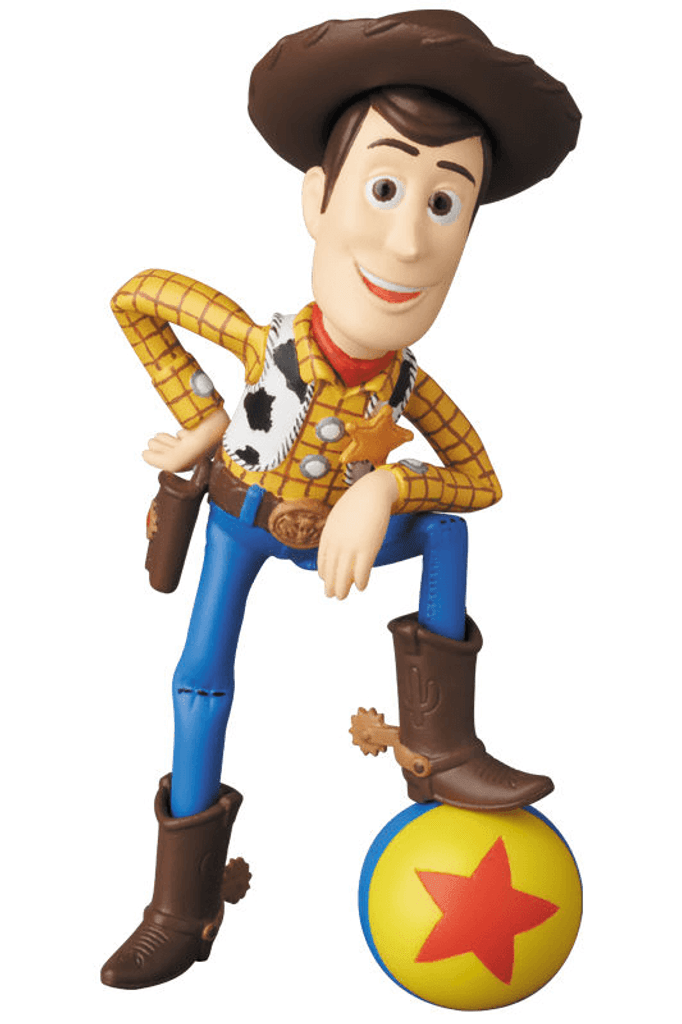 Medicom UDF-232 Ultra Detail Figure Disney Pixar Toy Story Woody Ver. 2.0