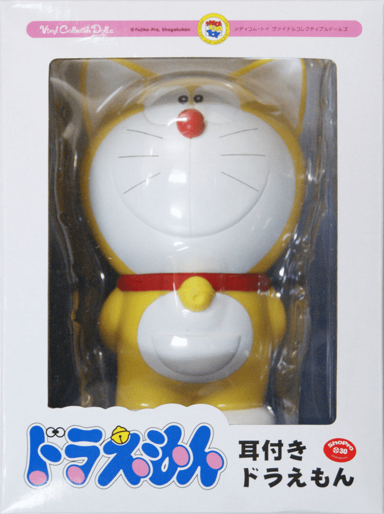 Medicom VCD-111 Doraemon with Ear Vinyl Figure