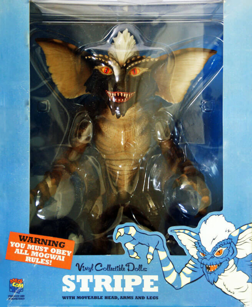Medicom VCD-176 Gremlins Stripe Vinyl Figure