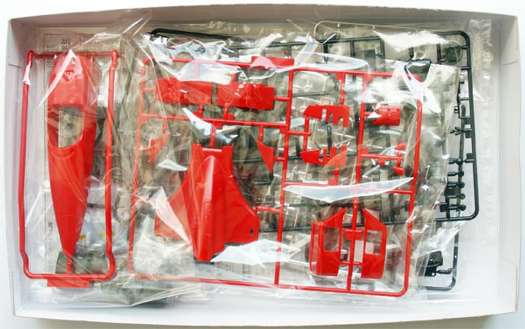 Fujimi GP20 090634 F1-87 Ferrari Early Type 1/20 Scale Kit 090634