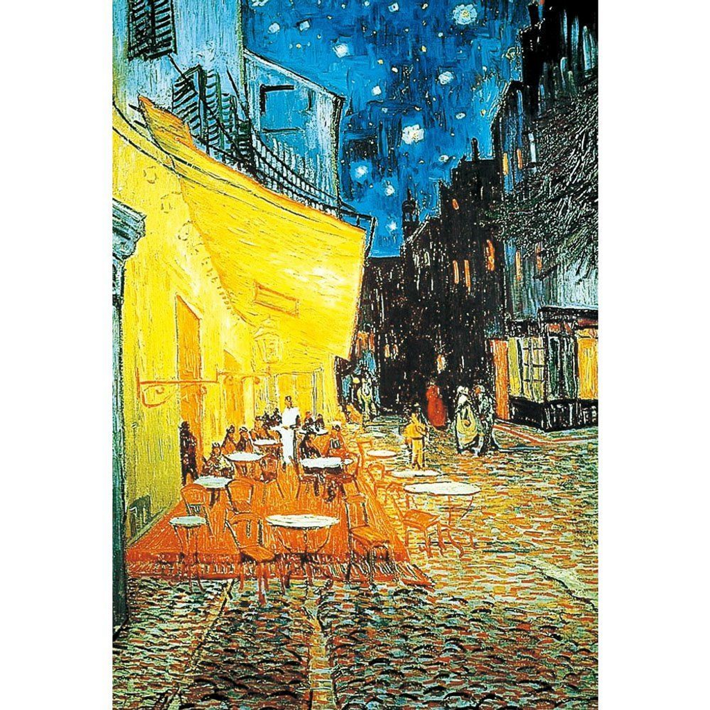 Beverly Jigsaw Puzzle M71-837 Gogh Cafe Terrace at Night (1000 S-Pieces)