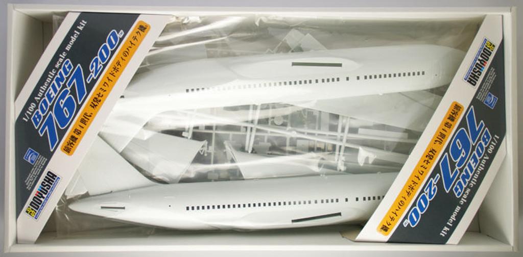 Doyusha 420430 Boeing 767-200 ANA (All Nippon Airways) 1/100 Scale Plastic Kit