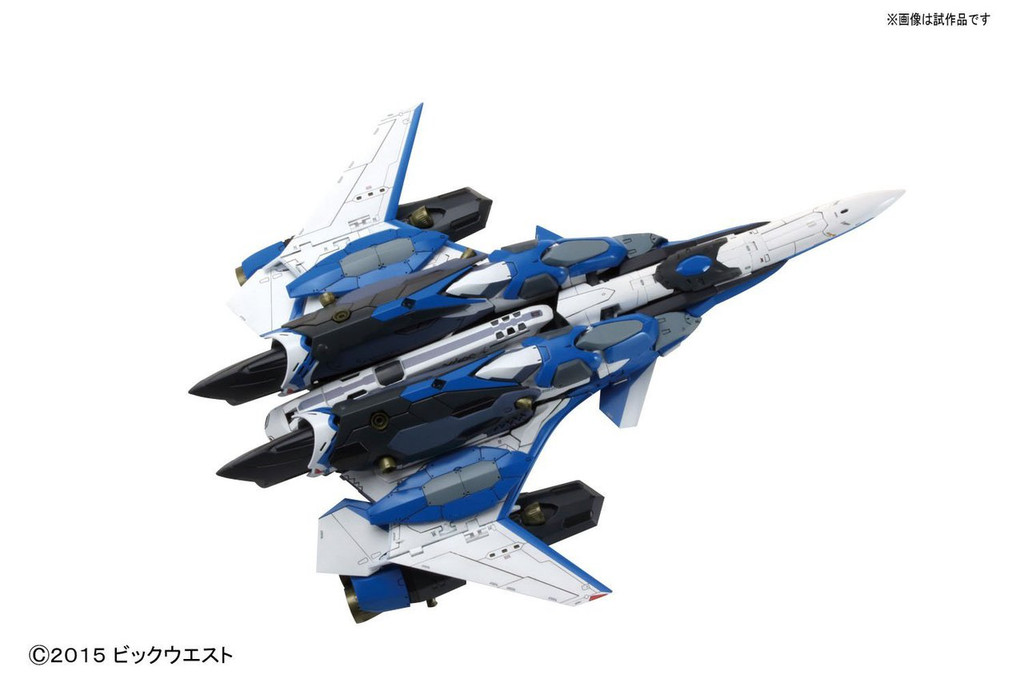 Bandai 090724 Macross VF-31J SUPER SIEGFRIED (Hayate Immelmann Use) 1/72 Scale Kit