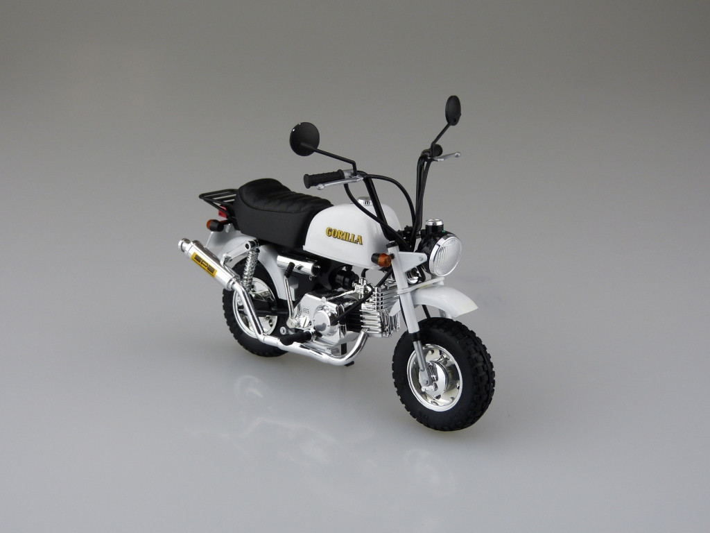 Aoshima 52211 Bike 23 Honda GORILLA Custom Takegawa Ver.1 1/12 scale kit