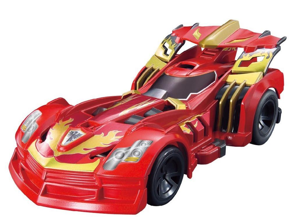 Bandai GEKI DRIVE GD-010 Prominenge Phoenexion Non Scale Kit 4549660090595