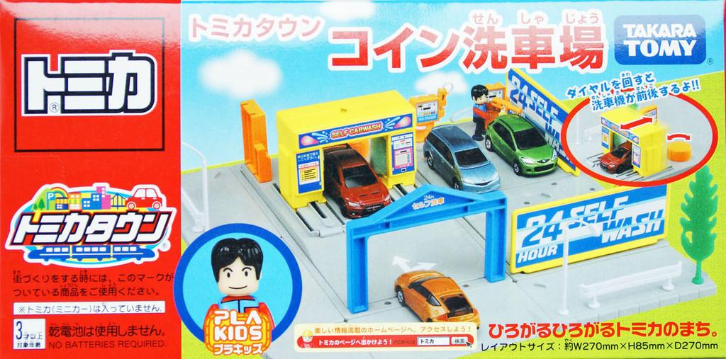 Takara Tomy 384090 Tomica Town Car Wash