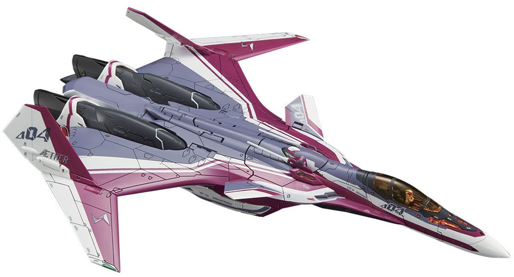 Bandai 129738 Macross Delta  VF-31J SIEGFRIED (Mirage Fallyna Jenius Use) 1/72 Scale kit
