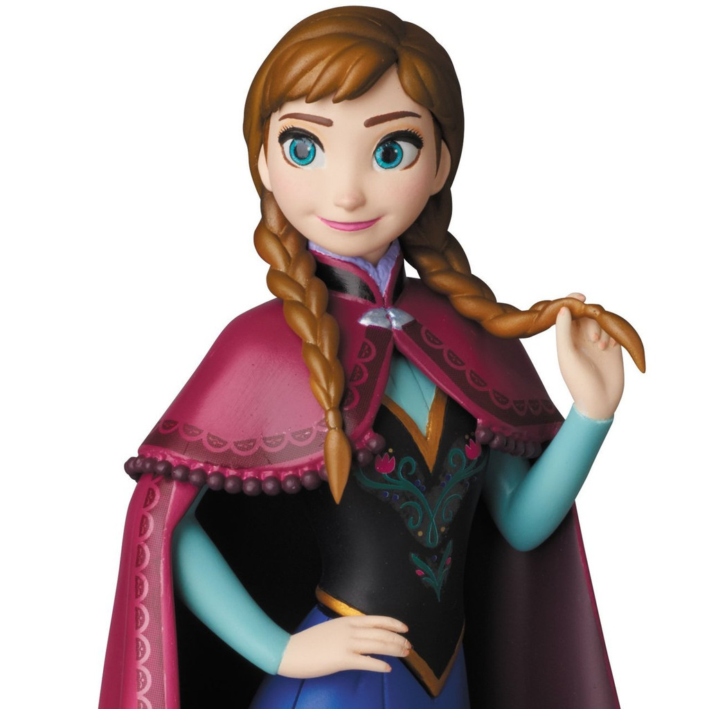 Medicom VCD-252 Anna from Frozen Vinyl Figure