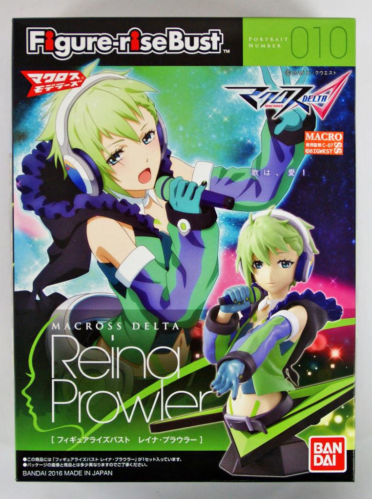 Bandai Figure-Rise Bust 010 Macross Delta REINA PROWLER 4549660105176