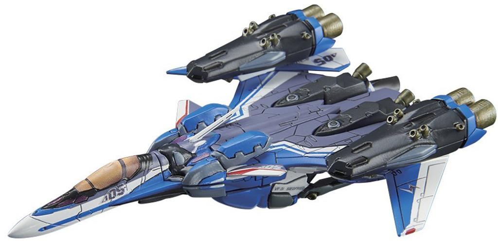Bandai 090687 Macross Delta VF-31J SUPER SIEGFRIED Fighter Mode (Hayate Immelmann Use) non scale kit