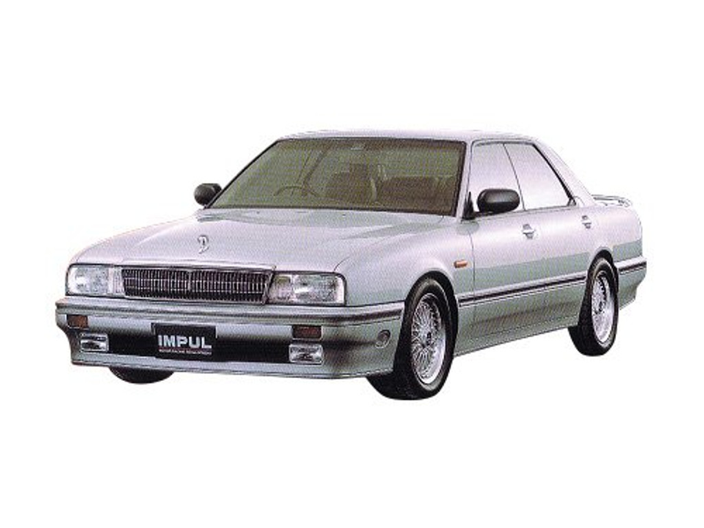 Aoshima 53065 The Model Car 31 Impul 731S '89 1/24 scale kit