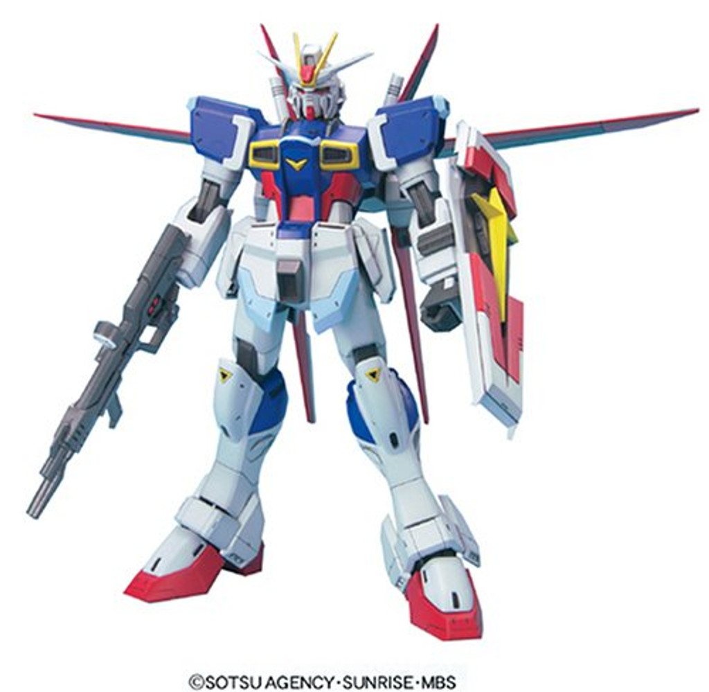 Bandai 314239 HG Gundam Seed Destiny Force Impulse Gundam 1/100 Scale Kit