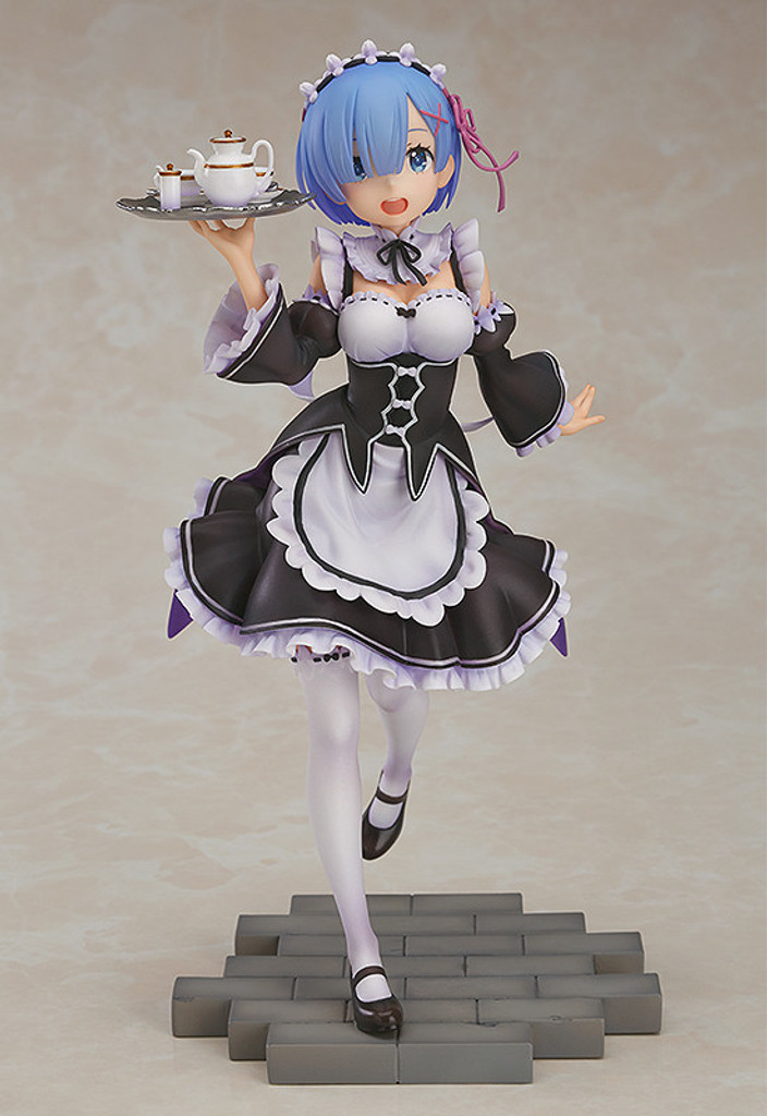 Good Smile Company Re: Zero Rem 1/7 Scale Action Figure (Re: Zero Kara Hajimeru Isekai Seikatsu)