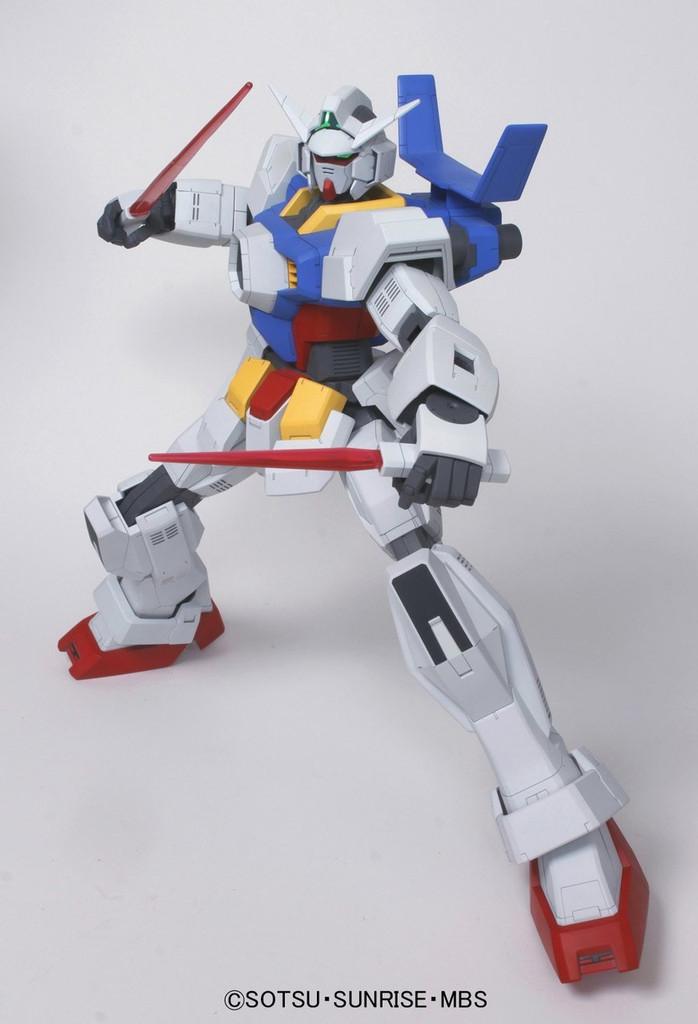 Bandai GUNDAM MEGA Size Model GUNDAM AGE-1 NORMAL 1/48 scale kit 710635