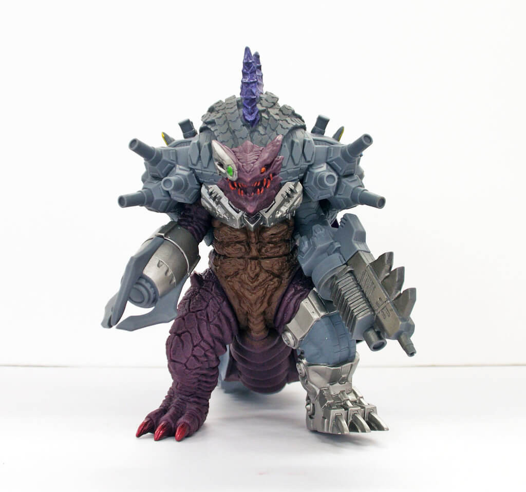 Bandai Ultraman Ultra Monster DX Diabolic Figure