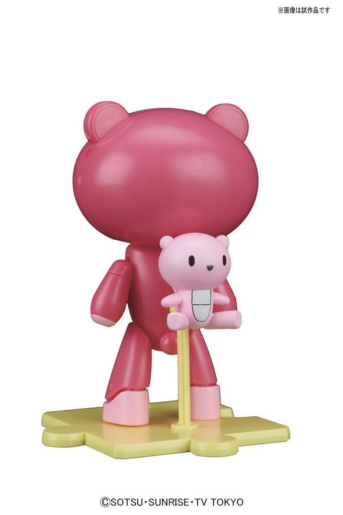 Bandai HG PETIT'GGUY 14 PETIT'GGUY PRETTY IN PINK & PETI PETIT'GGUY 1/144 scale kit