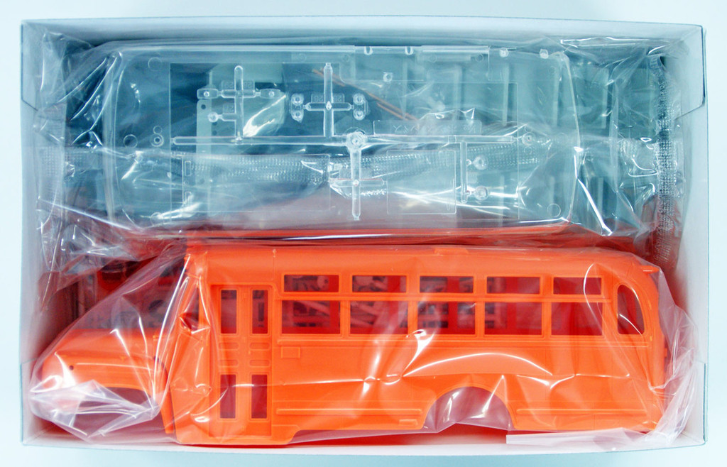 Arii 204054 Isuzu Bonnet Bus No.5 Izunoodoriko 1/32 Scale Kit (Microace)