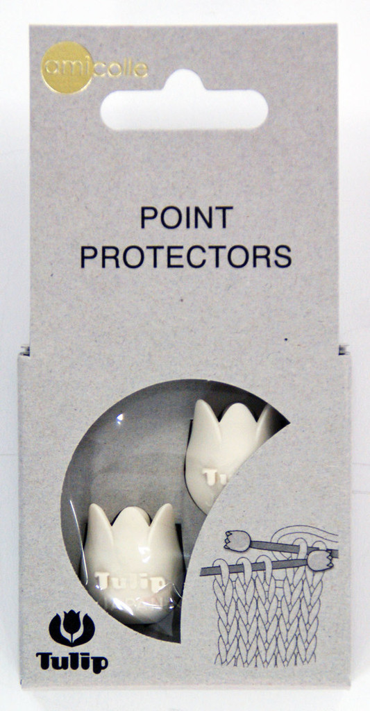 Tulip AC-048 Amicolle Point Protectors Large White (2 Pcs)