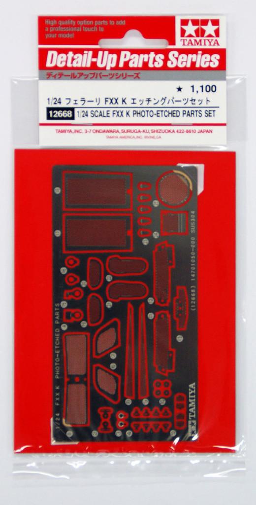 Tamiya 12668 FXX K Photo-Etched Parts Set 1/24 Scale Kit
