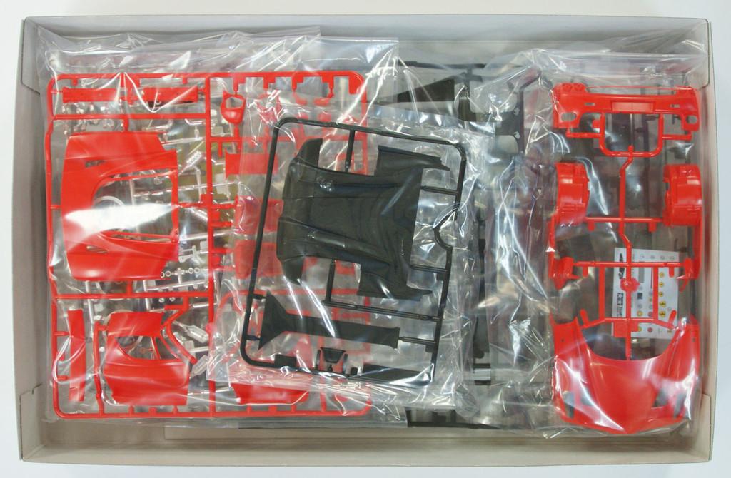 Tamiya 24302 Enzo Ferrari Red Version 1/24 Scale Kit