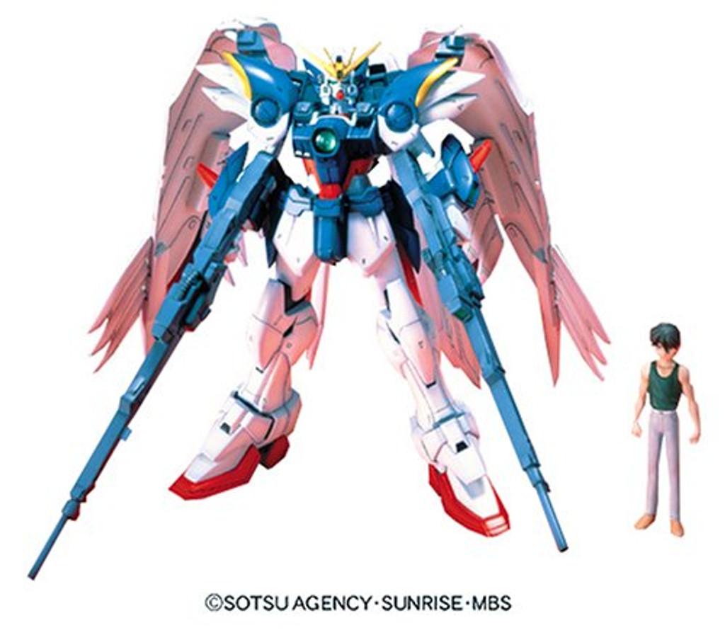 Bandai 571379 GUNDAM W Endless Waltz W-GUNDAM ZERO CUSTOM 1/100 scale kit