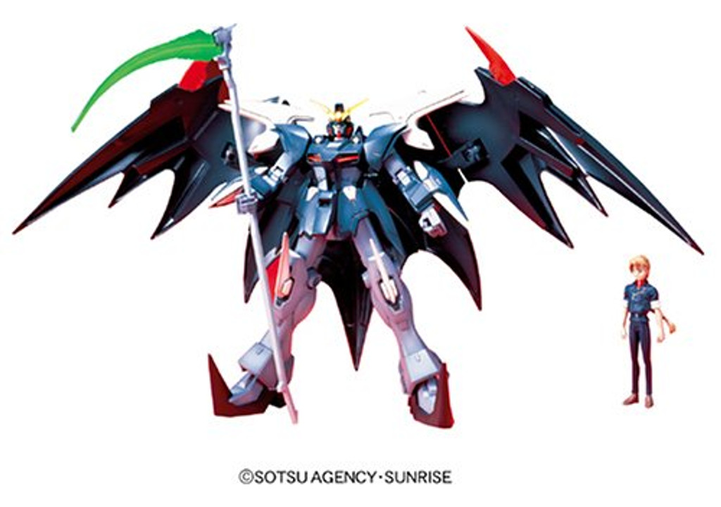 Bandai 597690 GUNDAM W Endless Waltz GUNDAM D-HELL CUSTOM 1/100 scale kit