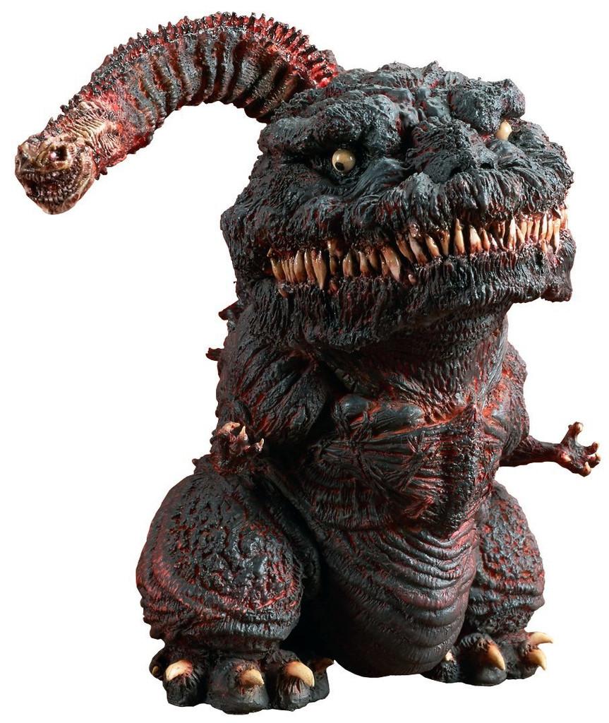 XPlus DefoReal Series Godzilla (2016) 4th Form Figure