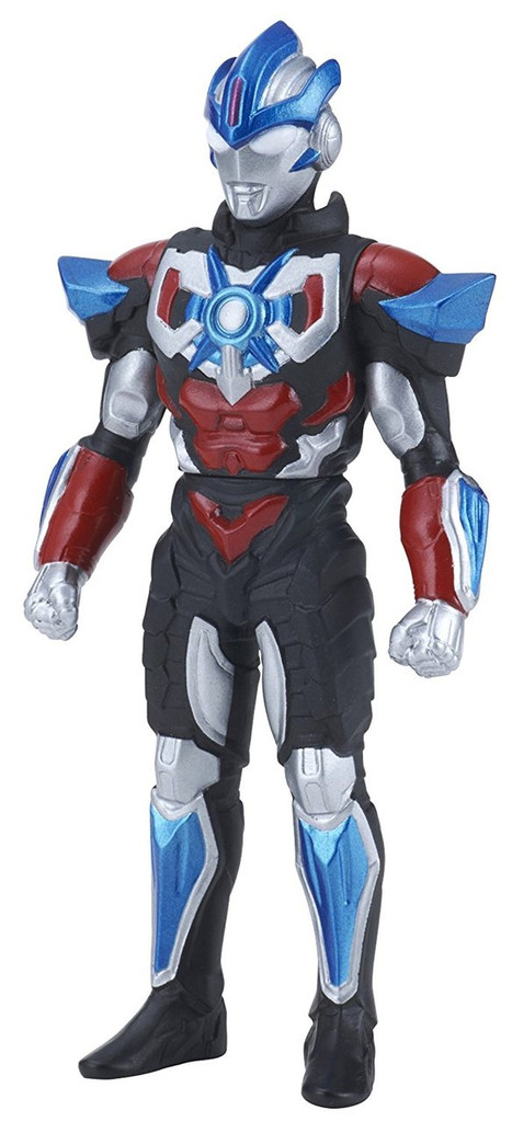 Bandai 117292 Ultra Hero Series No.40 Ultraman Orb Lightning Attacker Figure