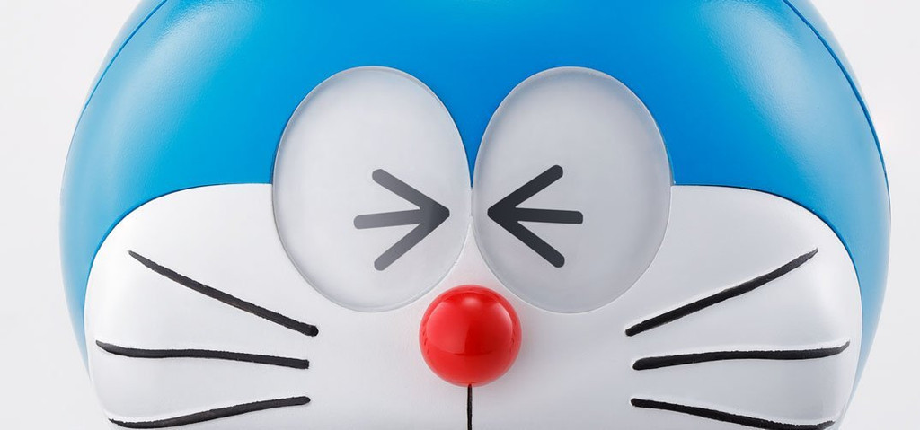 Bandai 158332 Chogokin GuruGuru Doraemon Diecast Figure